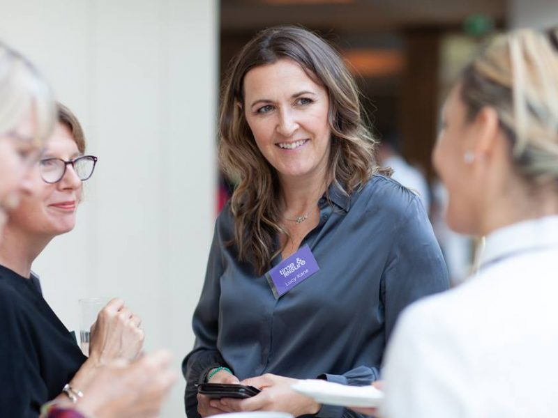 Women in business networking event Lucy Kane