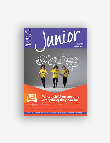 Time & Leisure Junior Spring 2019