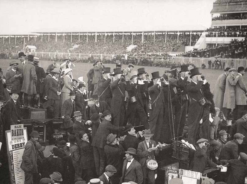 Epsom Derby Through The Decades - Time & Leisure
