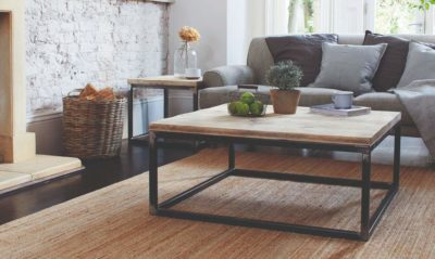 The Cuban Coffee Table, made from reclaimed wood, Wearth