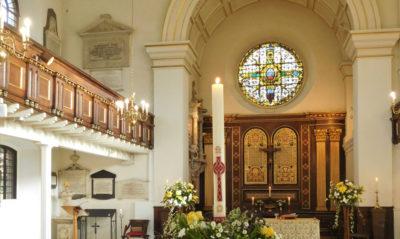 St Marys Twickenham (c) Christopher Williams
