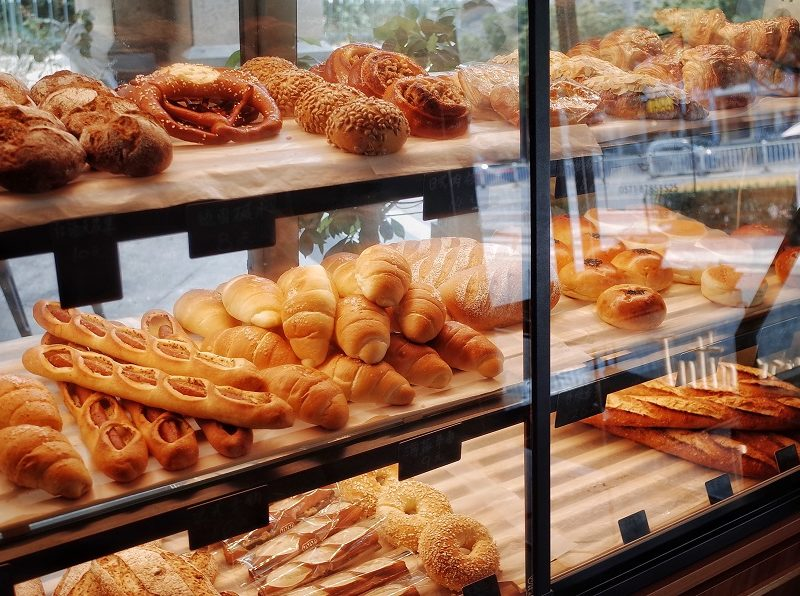 south west London & Surrey bakeries