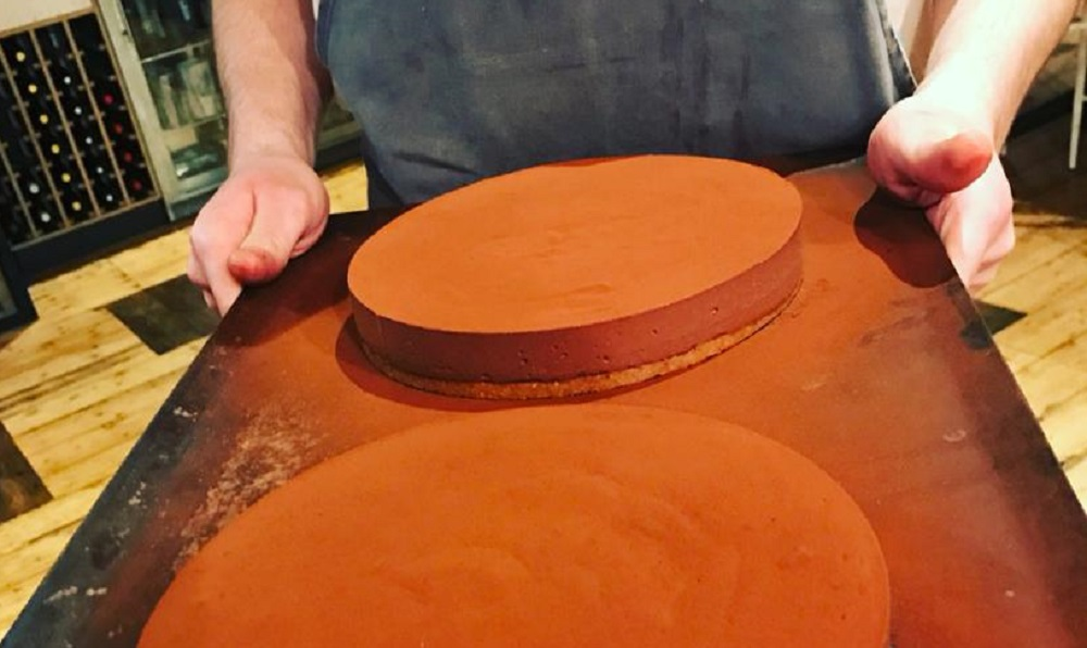 Adam Byatt's Chocolate Tart