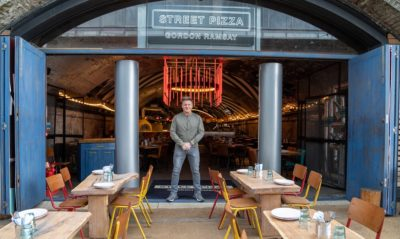 Gordon Ramsay's Street Pizza