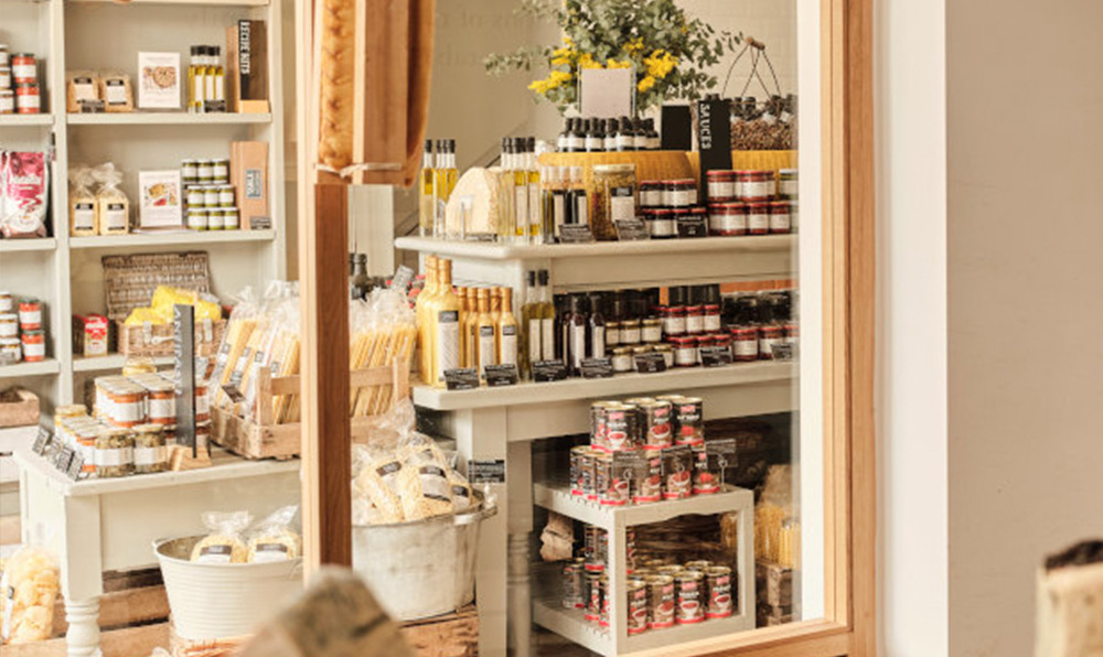 best local speciality food stores