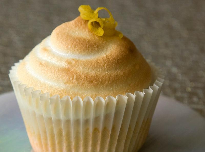 Lemon Meringue Cupcake Recipe