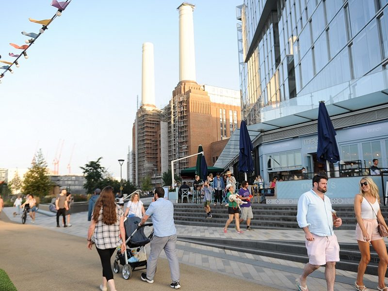 THINGS TO DO IN BATTERSEA