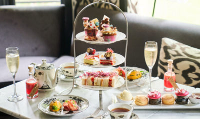 The Franklin review afternoon tea