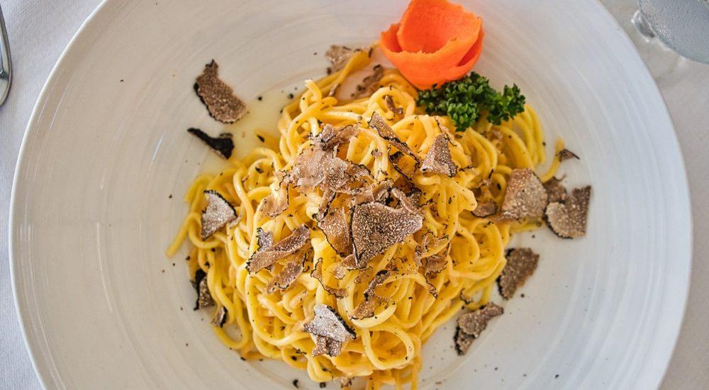 restaurants truffles