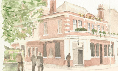 history of pubs in Wimbledon